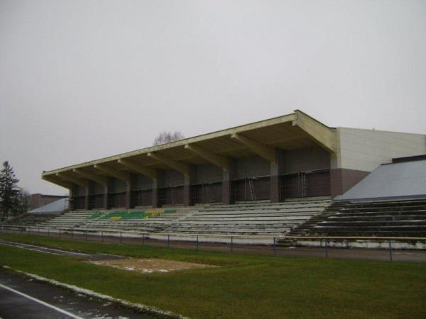 Ukmergės stadionas, Ukmergė