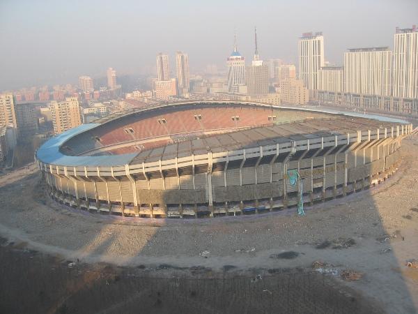 Wulihe Stadium, Shenyang