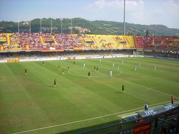 Stadio Ciro Vigorito, Benevento
