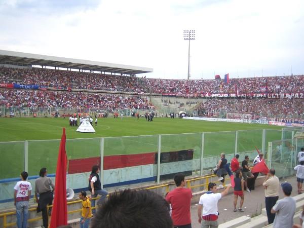 Stadio Comunale Erasmo Iacovone, Taranto