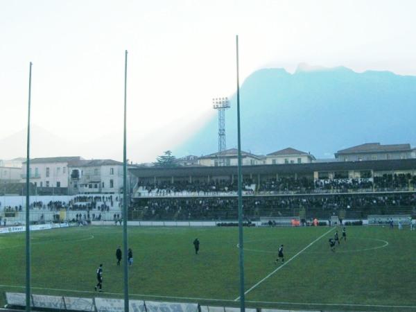 Stadio Comunale Simonetta Lamberti, Cava de' Tirreni