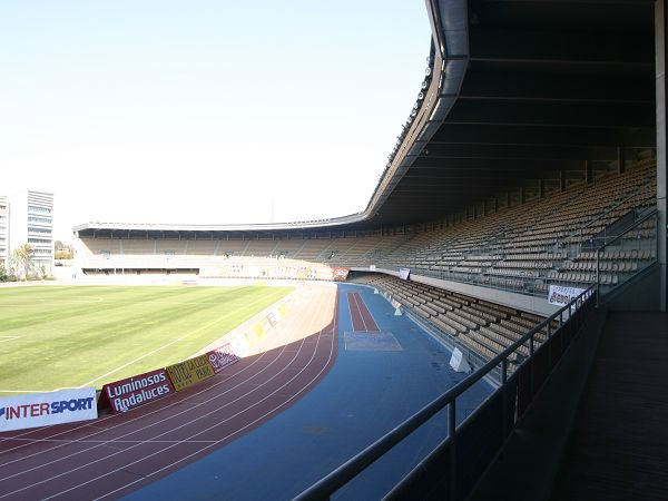 Estadio Municipal de Chapín, Jerez de la Frontera