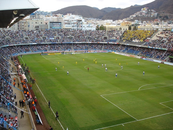 Spain - CD Tenerife - Results, fixtures, squad, statistics