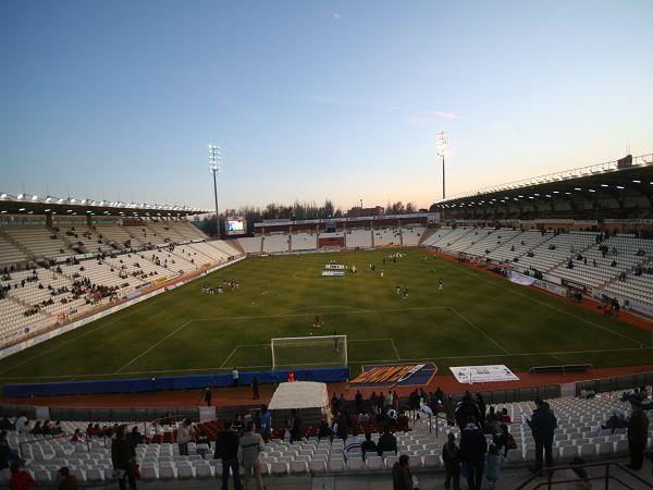 Estadio Carlos Belmonte, Albacete