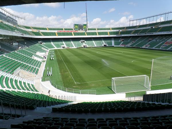 Estadio Manuel Martínez Valero, Elche