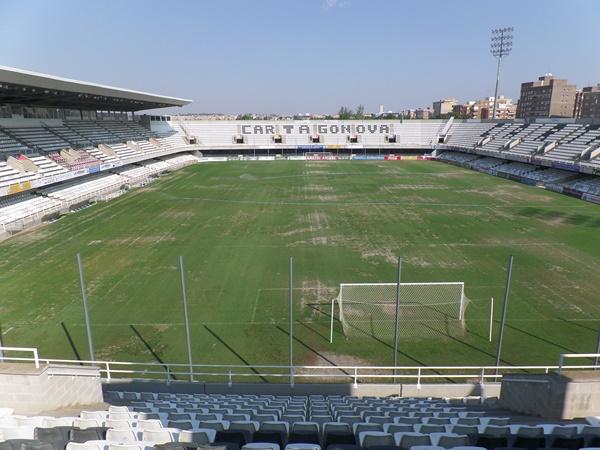 Estadio Municipal Cartagonova, Cartagena