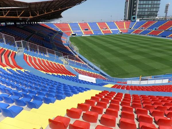 Estadio Ciudad de Valencia, Valencia