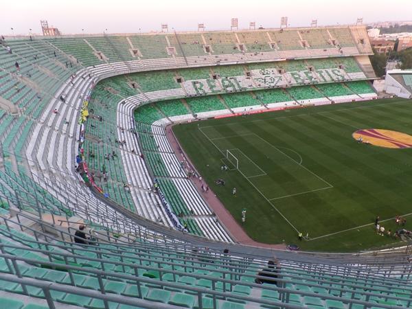 Estadio Benito Villamarín, Sevilla