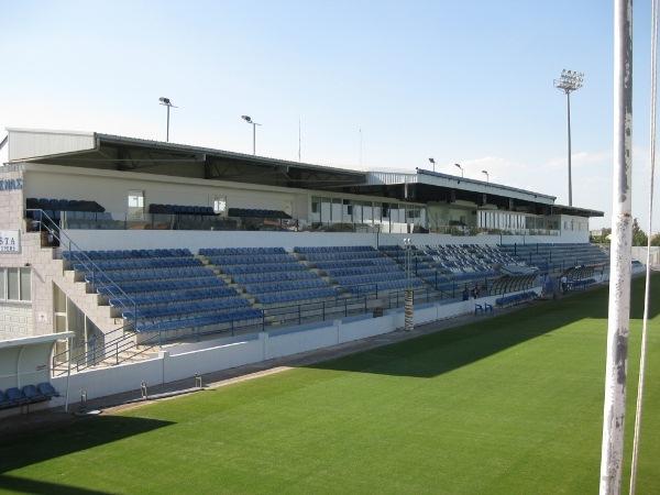 Stadio Dasaki Achnas, Dasaki Achnas
