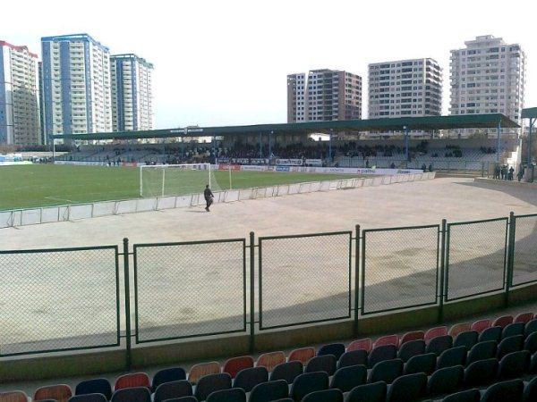 İsmət Qayıbov adına Bakıxanov qəsəbə stadionu, Bakıxanov (Bakikhanov)