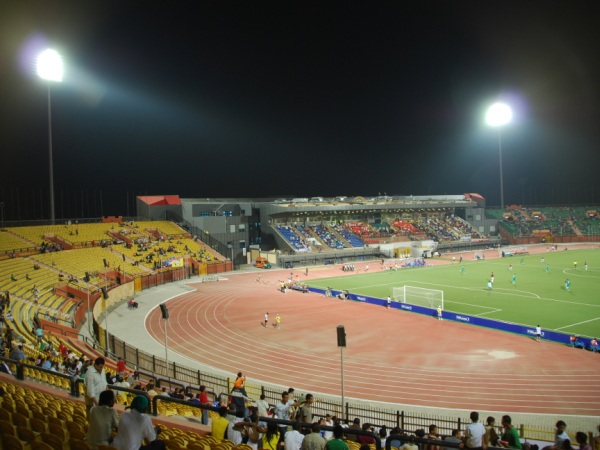 Al Salam Stadium (Cairo Military Production Stadium), Cairo