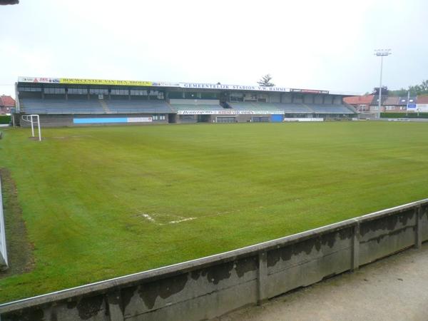 Gemeentelijk Stadion Vigor Wuitens Hamme, Hamme