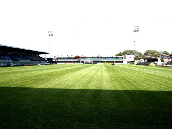 Het Pierre Cornelisstadion, Aalst