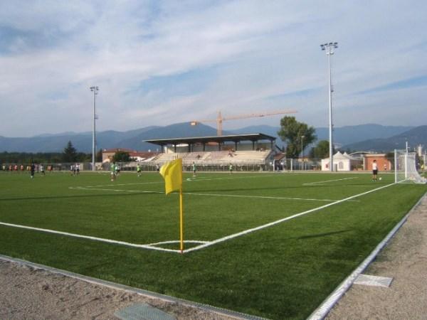 Campo Centrale Ado Nelli, Montemurlo