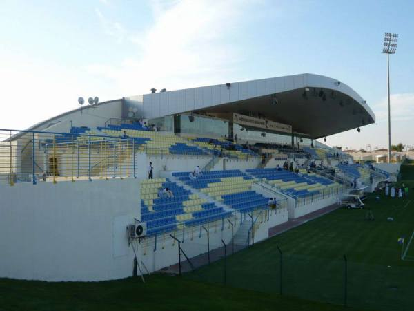 Al Dhafra Stadium, Madinat Zaid
