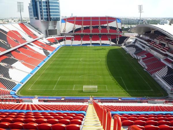 Mohammed Bin Zayed Stadium, Abū ẓabī (Abu Dhabi)