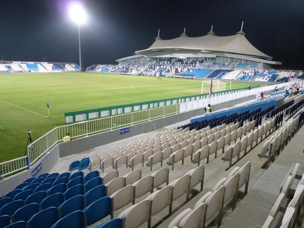 Bani Yas Stadium, Abū ẓabī (Abu Dhabi)