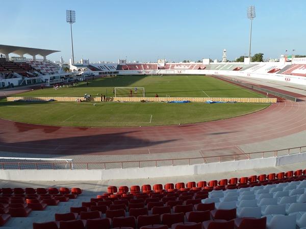 Al-Sharjah Stadium, Al Sharjah (Sharjah)