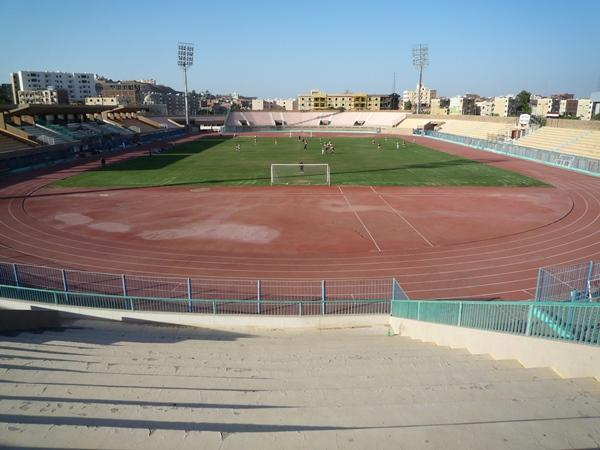 Aswan Stadium, Aswan