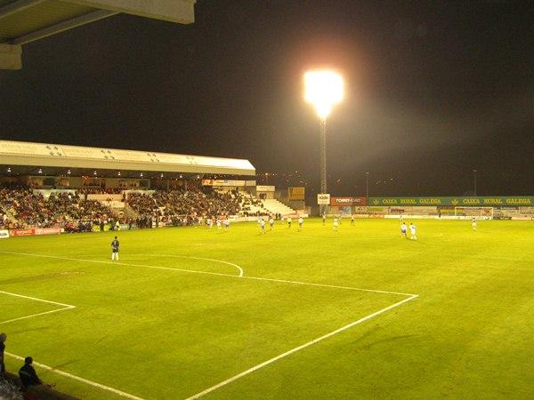 Estadio Anxo Carro, Lugo