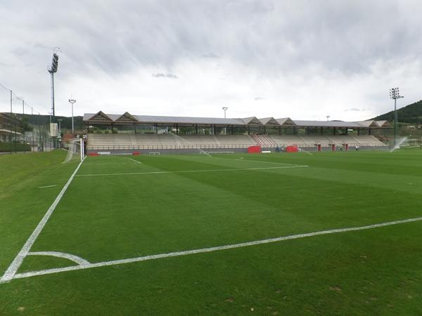 Estadio Santa María de Lezama, Lezama
