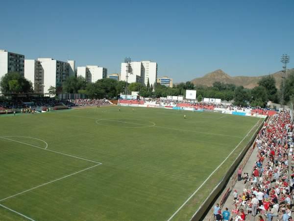 Estadio Municipal Virgen del Val, Alcalá de Henares