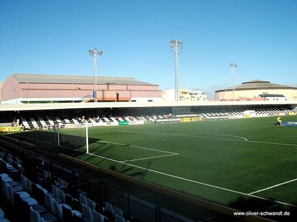 Estadio Municipal de Vecindario, Santa Lucía de Tirajana (Gran Canaria)