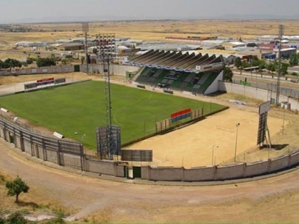 Estadio Príncipe Felipe, Cáceres