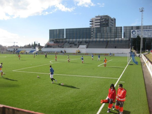 Estadio Camp del Centenari, Badalona