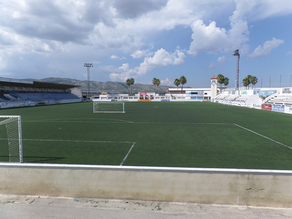 Estadio Municipal El Clariano, Ontinyent