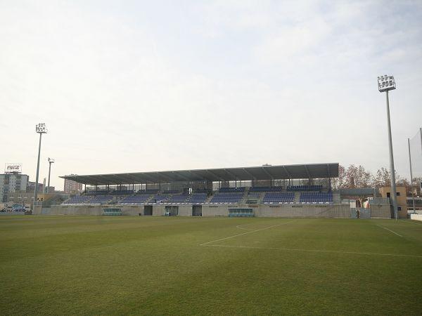 Ciutat Esportiva Dani Jarque, Sant Adrià de Besòs (San Adrián de Besós)