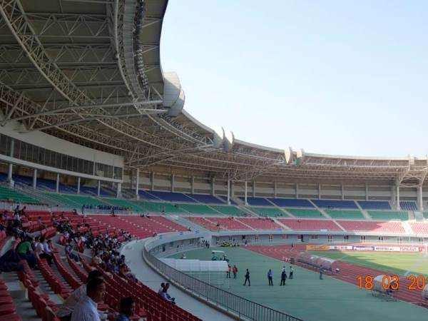 Mandalar Thiri Stadium, Mandalay