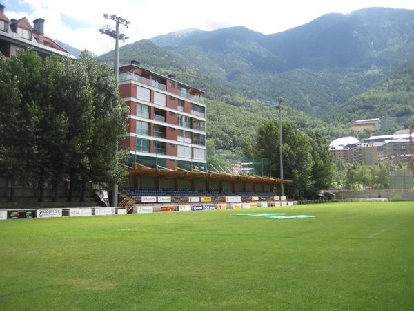 Camp d'Esports del M.I. Consell General, Andorra la Vella