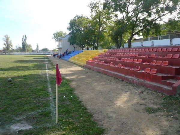 Stadionul Satului, Cricova