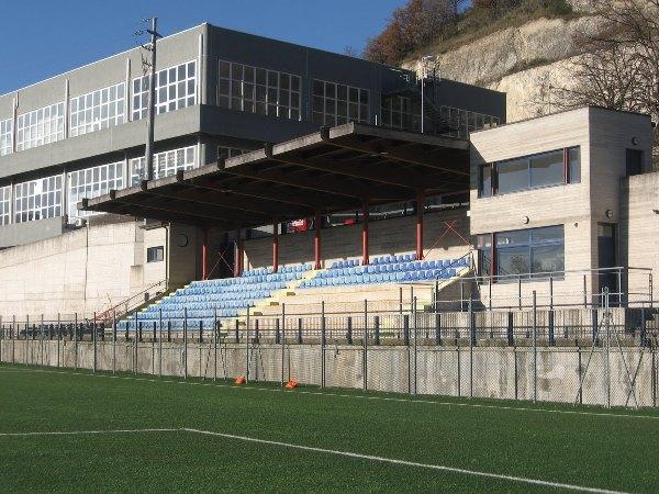 Campo Sportivo di Fiorentino Federico Crescentini, Fiorentino