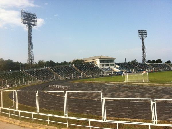 Mehdi Hüseynzadə adına Sumqayıt şəhər stadionu, Sumqayıt
