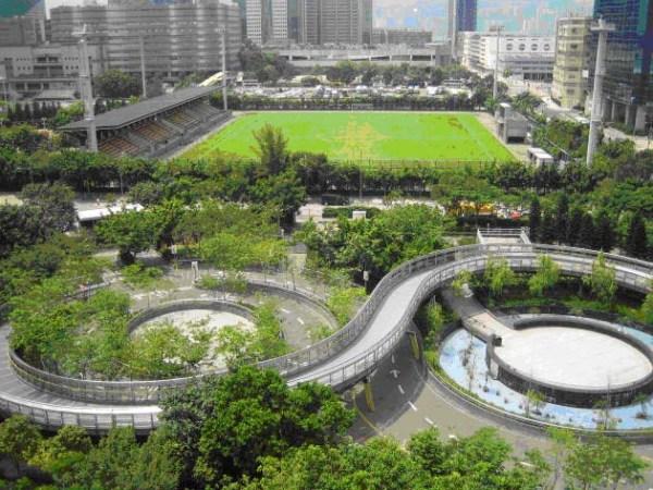 Kowloon Bay Park, Kowloon