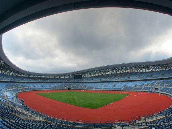 Dalian Sports Center, Dalian