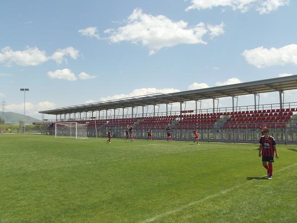 Trening centar Petar Miloševski, Skopje