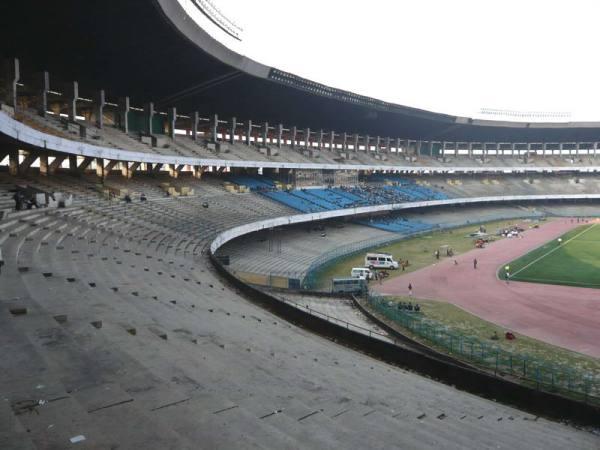 Yuba Bharati Krirangan (Salt Lake Stadium), Kalkātā (Kolkata), West Bengal