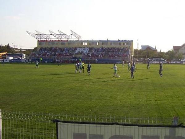 Stadionul Constantin Bălălău, Buftea