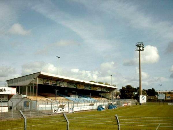 Stade Fred Aubert, Saint-Brieuc