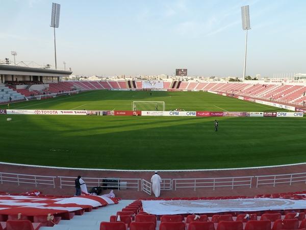 Grand Hamad Stadium (Al-Arabi Stadium), ad-Dōha (Doha)