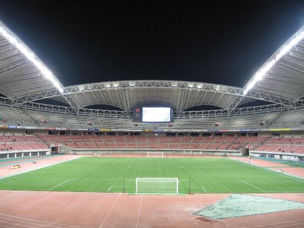 Denka Big Swan Stadium, Niigata