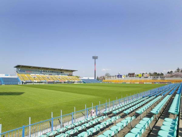 SANKYO FRONTIER Kashiwa Stadium, Kashiwa