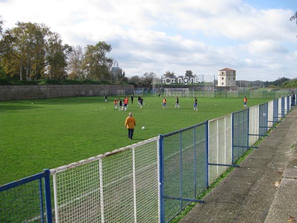 Stadion FK GSP Polet, Beograd
