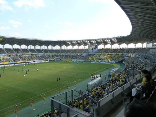 Fukuda Denshi Arena, Chiba