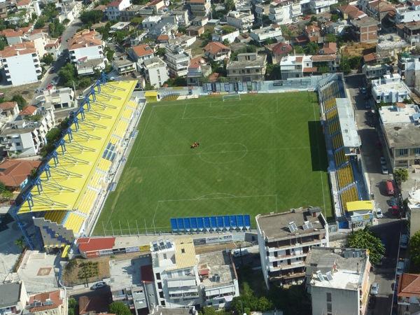 Stadio Panetolikou, Agrinio