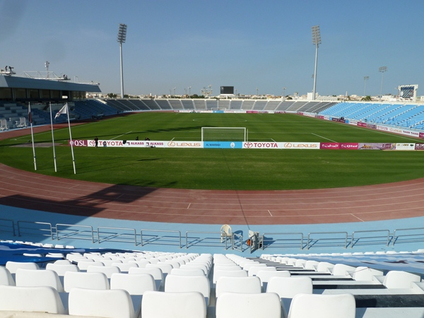 Saoud Bin Abdulrahman Stadium (Al-Wakrah Stadium), Al-Wakra