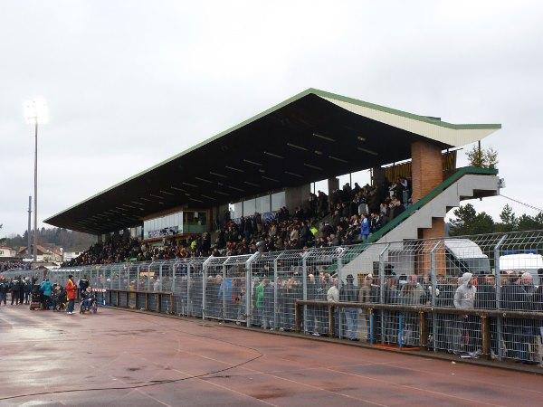 Stade de la Colombière, Épinal